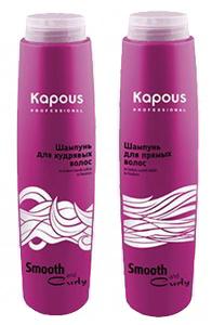Шампунь для кудрявых волос kapous